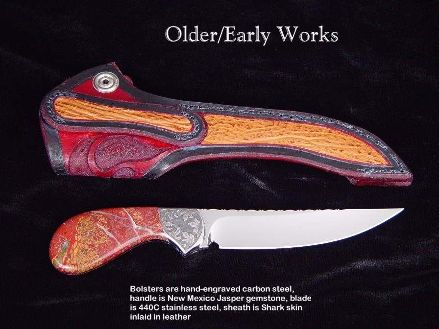 Custom Knife Handles Bolsters Guards Questions Answers