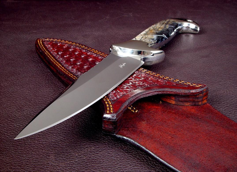 Cygnus Horrocks Magnum Fine Handmade Custom Knife By Jay