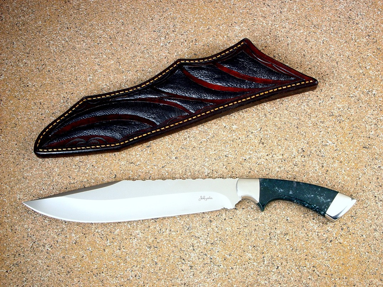 Quot Jungle Bowie Quot Fine Handmade Custom Tactical Collector S