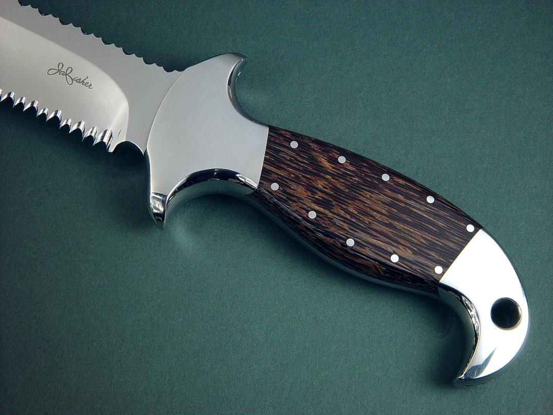 Jay Fisher  World Class Knifemaker