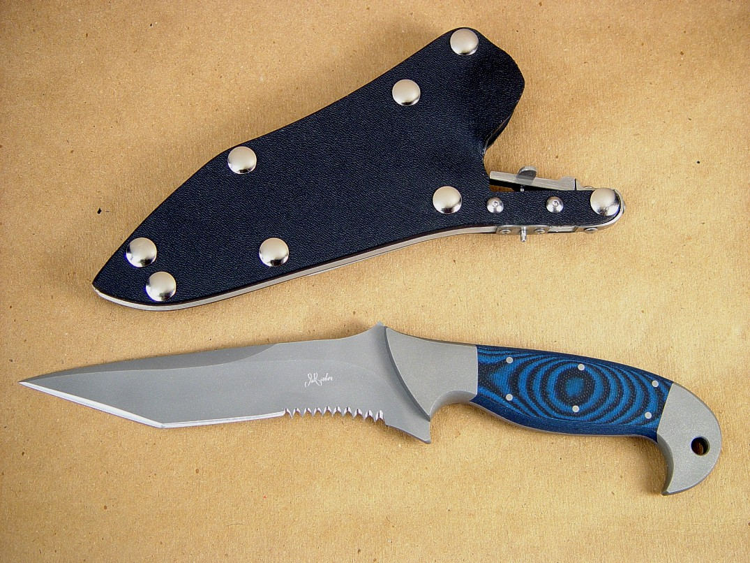 Quot Mercury Magnum Quot Tactical Knife By Jay Fisher