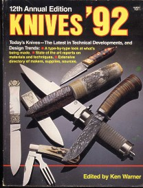 Knives Annual, 1992