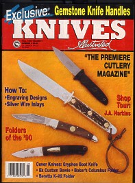 Knives Illustrated, Fall 1992