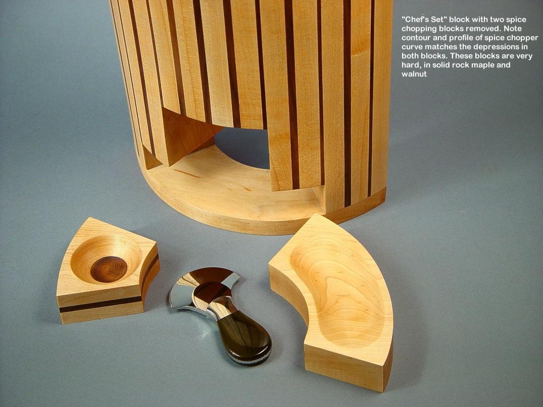 custom knife stands display cases blocks by jay fisher. Black Bedroom Furniture Sets. Home Design Ideas