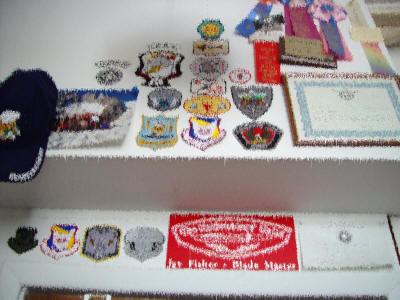 Patch wall