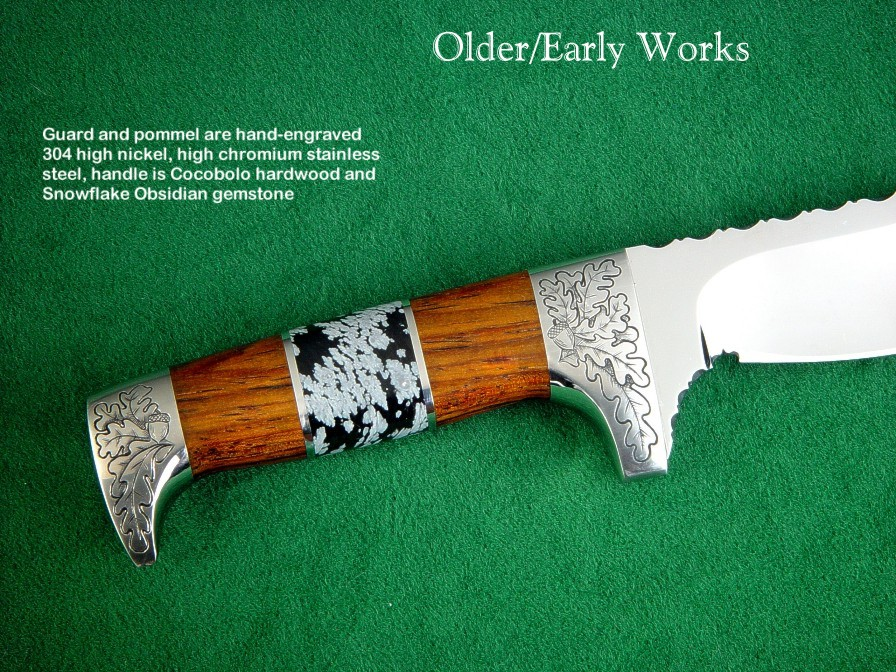 Custom Knife Handles, Bolsters, Guards, Questions, Answers