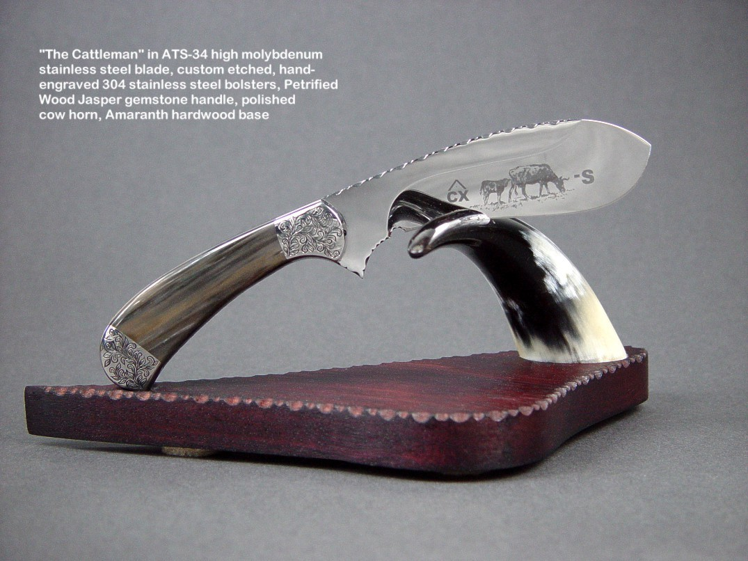 Publications, Articles, References for Jay Fisher Knives
