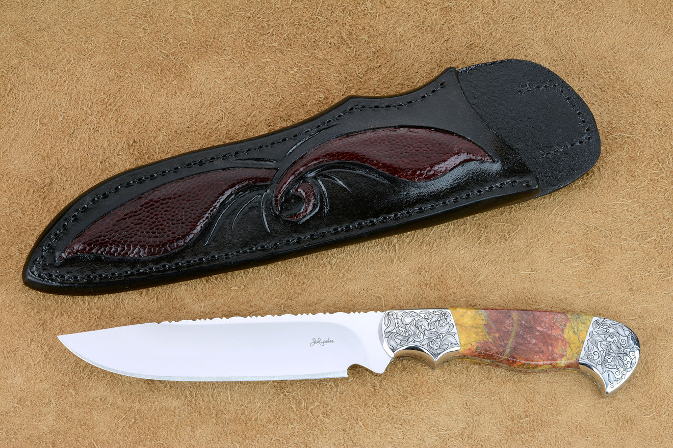 Jay Fisher  World Class Knifemaker