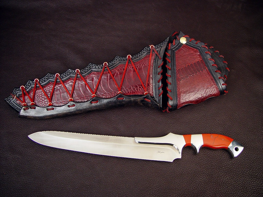 Quot Artemis Quot Fine Custom Handmade Knife By Jay Fisher