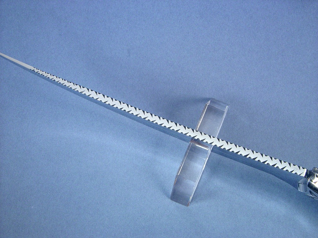 quotdesert windquot persian dagger collectors fine knife by jay
