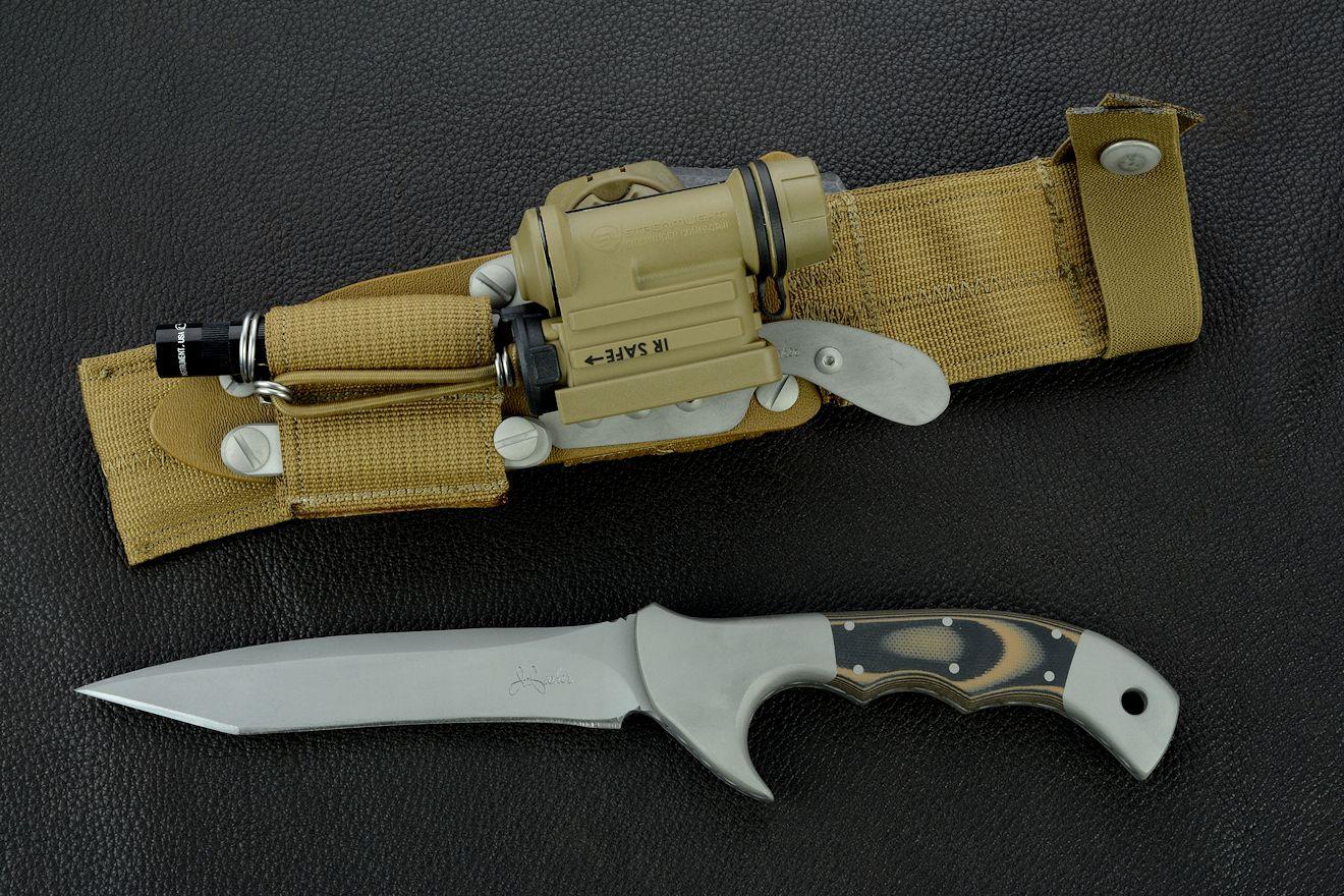 Quot Korath Quot Fine Handmade Tactical Counterterrorism Knife