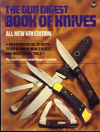The Gun Digest Book of Knives, 1992