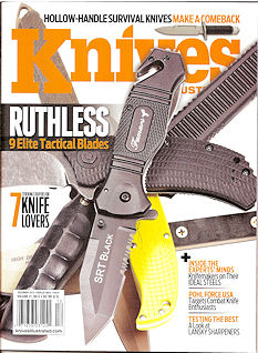 Knives Illustrated Magazine, December 2013