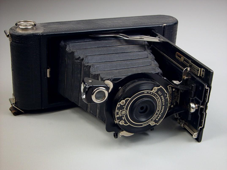 Дата изобретения фотопленки