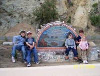 Angelique, Etienne, Zyren, Malachi & Addison at Catilina Island