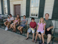 Matt, Zayne, Nikole, Averie, Angelique, Zyren, Addison, Jay at Mount Vernon