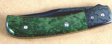 Nephrite Jade has been used for tools and implements for over 4000 years