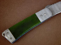 "Pounamu is the Maori highly valued ""greenstone"" considered a national treasure of New Zealand"