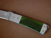 New Zealand Nephrite Jade is known as Pounamu and is a protected and special gemstone
