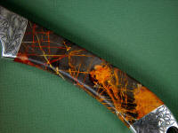 Pilbara Picasso Jasper is from Australia, one of the oldest rock formations in the world