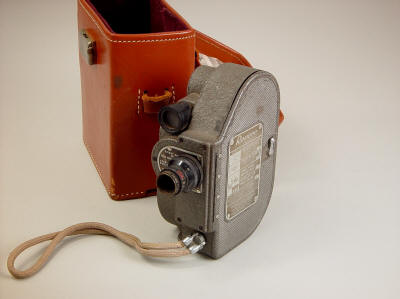 Revere Model 88 Motion Picture Camera, c. 1940, 8mm