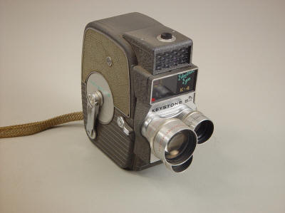 Keystone K-4 Electric Eye Motion Picture Camera, c. 1960